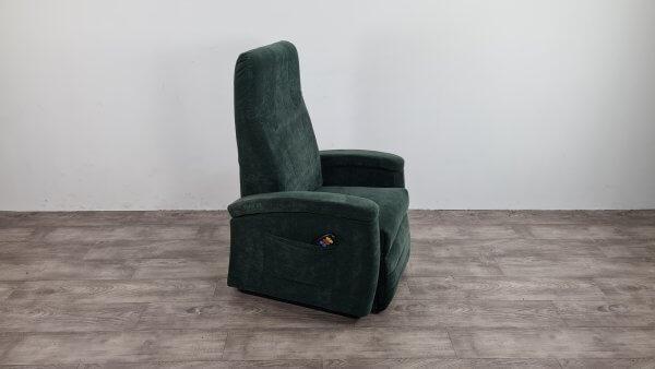 sta-op stoel groen Fitform